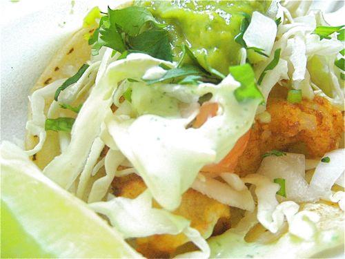 Delicious Fish Taco
