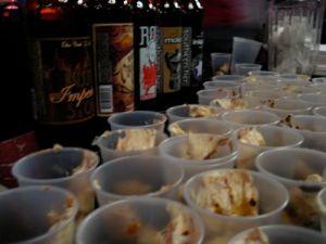 REBECCA Lando's delicious, award-winning, scrumdidiliumptious beeramisu.