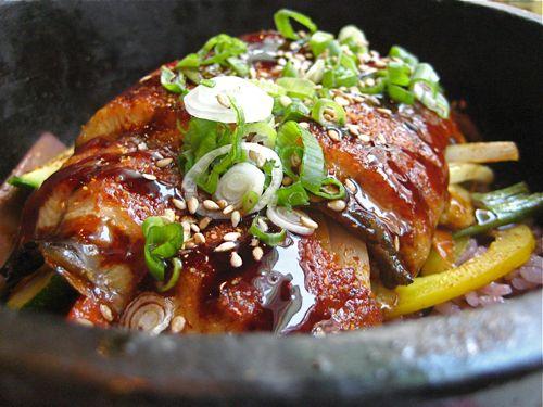 Busan Eel Bowl